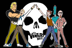venture bros by AlanSchell