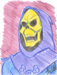 Skeletor by AlanSchell
