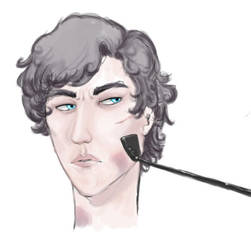 Sherlock and the Riding Crop by MistressPaco
