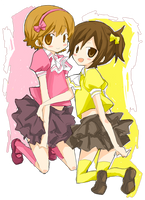 pink-yellow by chi-anikkori