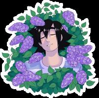 Lilacs by bunslake