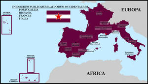 Union of West Latin Republics (UWLR) [2] by matritum