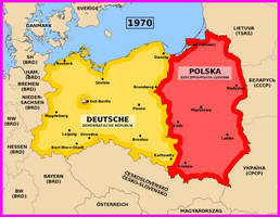 Alternative Poland and East Germany (2) by matritum