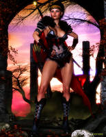 A Warriors Outfit by Agr1on