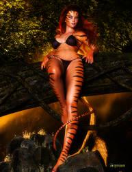 Tigra by Agr1on