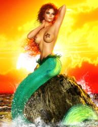 Mermaid by Agr1on