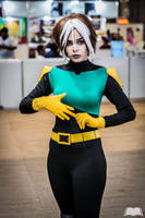Rogue cosplay ~ X-men Evolution by FLovett
