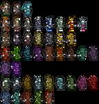 Metallurgy Mod Armors by Balduranne