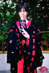 Seishiro Sakurazuka Cosplay by LadyOfBarians