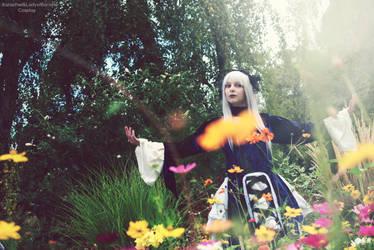 Suigintou Cosplay by LadyOfBarians