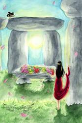 Altar of Sacrifices by Ayrtha