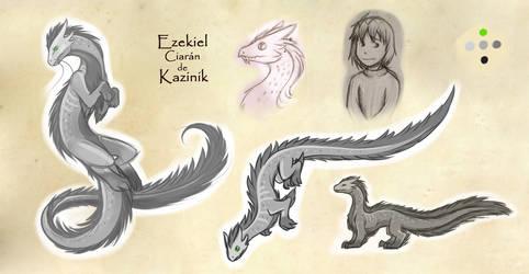 Ezekiel Reference by AngelicDragonPuppy