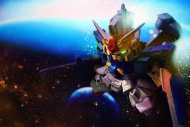 Gundam RX-78GP01 FB by spade13th
