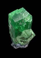 Tsavorite Crystal by Galder