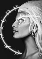 Priestess Banera by Galder