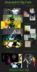abuyaqub13 Big Pack.. by abuyaqub13