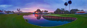 TPC at Sawgrass: 16 and 17 by greyghostXXX
