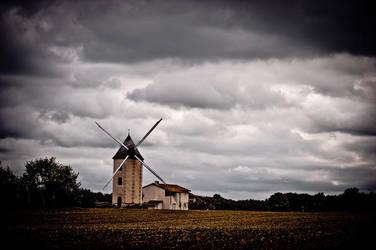 windmill by nicky