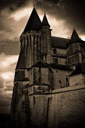 Moody Chateau by nicky