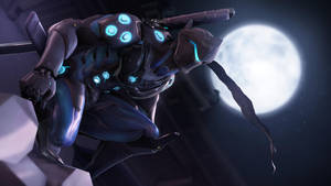 Carbon Genji by Its-Midnight-Reaper