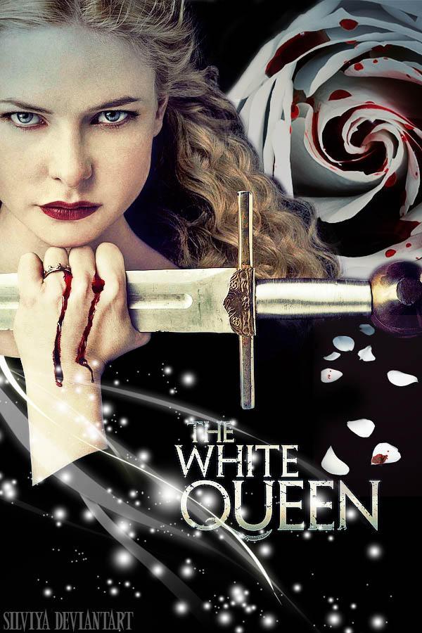 The White Queen : Bleeding rose by silviya