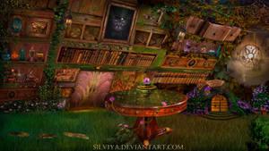 Le Cabinet by silviya