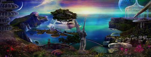 New World by silviya