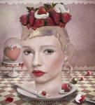Strawberries by silviya