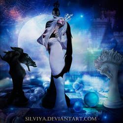 The White Queen by silviya