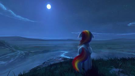 Equestria at Night (360/VR) by quvr