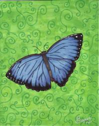 Butterfly by rei-jin