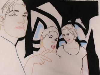 We Three by Gwenm