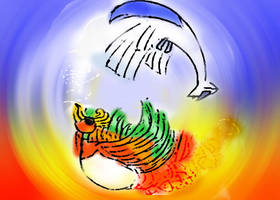 Divine Birds of a feather by TalemPureblood