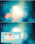 October Desktop by The-Golden-Princess