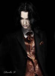 Jyrki. Beautiful Vampire by VampireDarlla