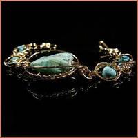 Lucina bracelet by EchoMoonJewelry