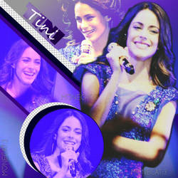 ~Edit de Tini Stoessel~ By MoneCat by MoneCatEdits