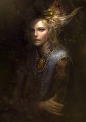 Lara by GerryArthur