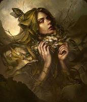 Oberon's Wife by GerryArthur