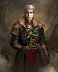 Elf Inquisitor by GerryArthur