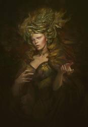 Michalina by GerryArthur