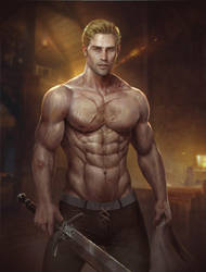 Cullen by GerryArthur