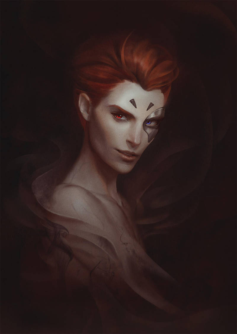 Moira O'deorain by GerryArthur