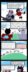 An Autobot's guide to Warfare by Shy-Light