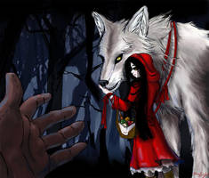 Little Red Riding Hood by Shy-Light