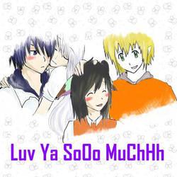 luv ya so muuuuuch by Kasshi