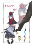 Adoptable 04 (OPEN) by floatkun