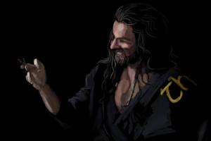 Thorin Sketch by loladrawsthings