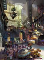 Zone 3 concept by TylerEdlinArt