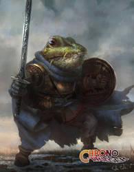 Frog by TylerEdlinArt